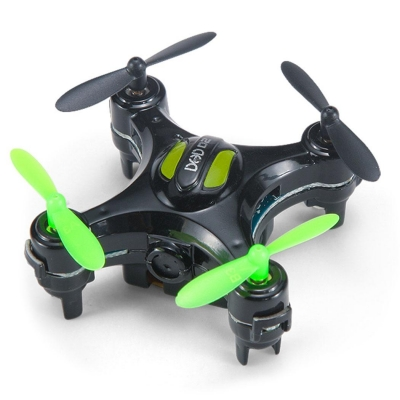 Black Mini Small Four-Axis With 2 Megapixel Camera Drone
