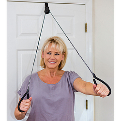 Over The Door Pulley Exerciser