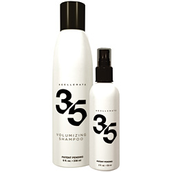 Xcellerate 35 Serum And Shampoo