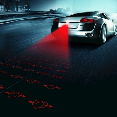 #4 New Automobile Motorcycle Laser Lamp