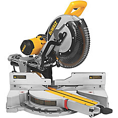 DEWALT 12-inch Double Bevel Sliding Compound Mitre Saw