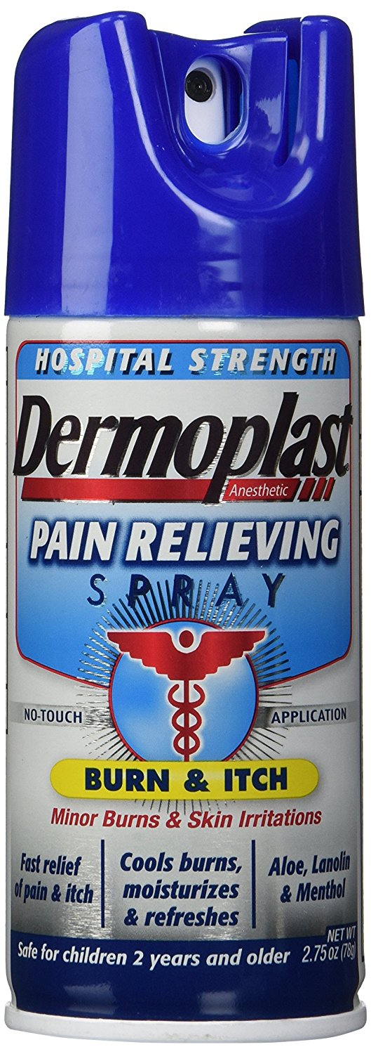 Dermoplast Pain Relieving Spray by Medtech Laboratories
