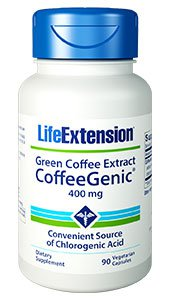 CoffeeGenic® Green Coffee Extract