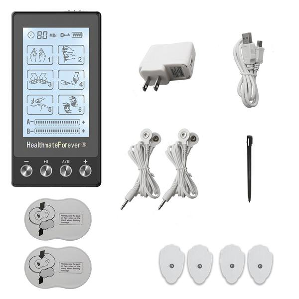 TS6AB HealthmateForever TENS Unit & Muscle Stimulator