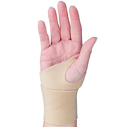 Magnetic Gel Wrist Support