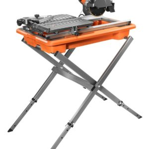 RIDGID 7-inch Portable Wet Tile Saw