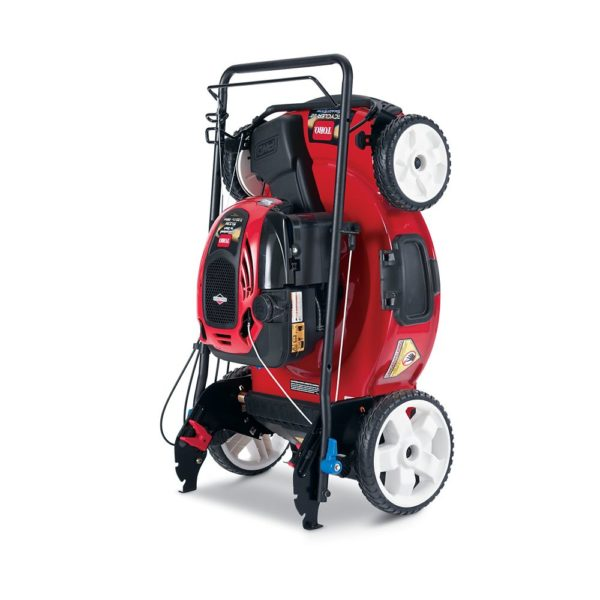 Toro Recycler SmartStow 22-inch Self-Propelled Gas Lawn Mower with Briggs & Stratton Engine