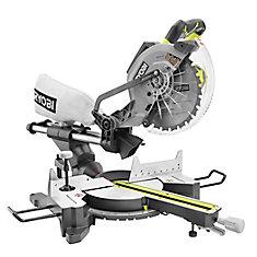 RYOBI 15-Amp 10 inch Sliding Mitre Saw with Laser